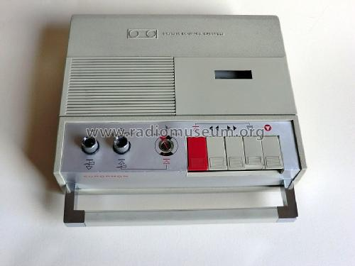 Compact Cassette Recorder ; Europhon; Milano (ID = 902221) R-Player