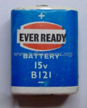 Battery B121; Ever Ready Co. GB (ID = 1371294) Power-S