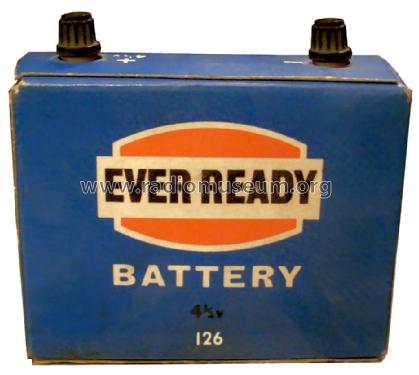 Battery 126; Ever Ready Co. GB (ID = 1434333) Power-S
