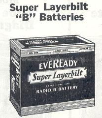 386 Layerbilt ; Eveready Ever Ready, (ID = 205991) Aliment.
