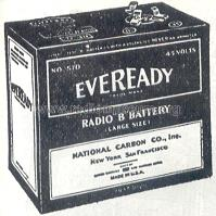 770 ; Eveready Ever Ready, (ID = 205979) A-courant