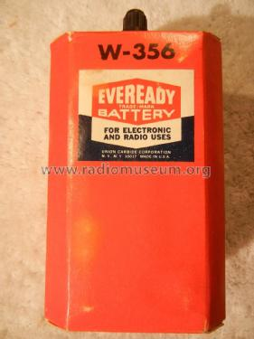 For Electronic And Radio Uses - 3 Volts W-356; Eveready Ever Ready, (ID = 1736833) Fuente-Al