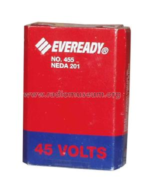 Mini-Max Battery 455 Neda 201; Eveready, National (ID = 363620) Power-S