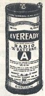 Radio 'A' Battery 7111; Eveready Ever Ready, (ID = 205986) Aliment.
