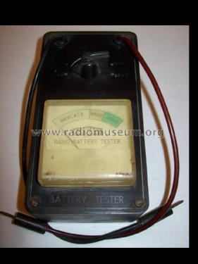 Radio Battery Tester R-1795; Eveready Ever Ready, (ID = 2108505) Equipment