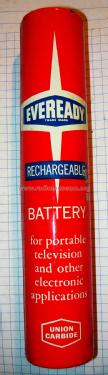 Rechargeable Battery 563; Eveready Ever Ready, (ID = 1813851) Divers