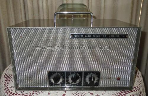 Public Address Amplifier 15ohm Output ; Farmers Radio (ID = 2389107) Ampl/Mixer