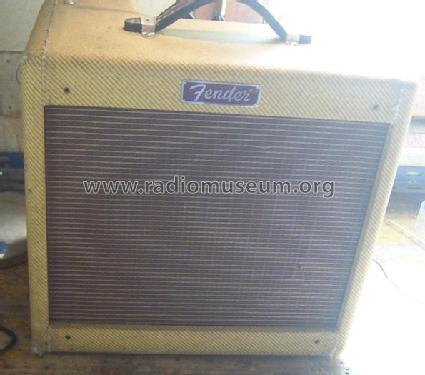 Pro-Junior PR 257; Fender Electric (ID = 1093178) Ampl/Mixer