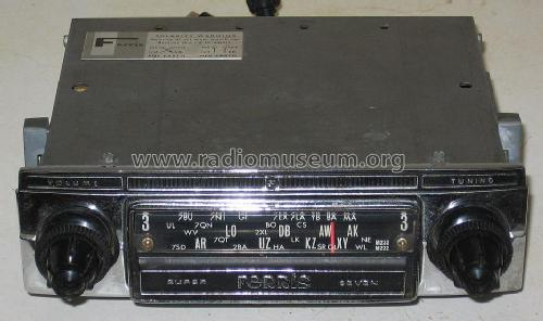 M302 ; Ferris Bros. Pty Ltd (ID = 2044008) Car Radio