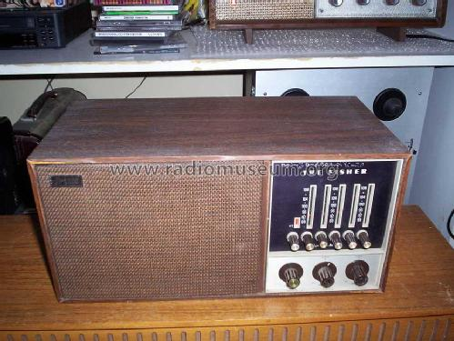 100 ; Fisher Radio; New (ID = 494483) Radio