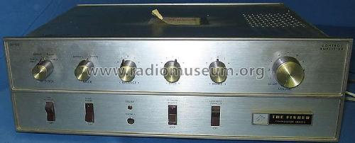 TX-100; Fisher Radio; New (ID = 1305016) Ampl/Mixer