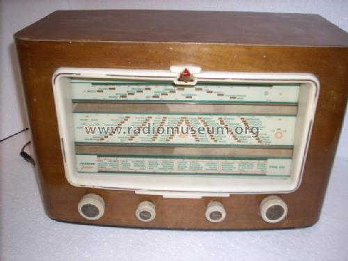 Junior 530; Fona Radio, Fonafon; (ID = 392879) Radio