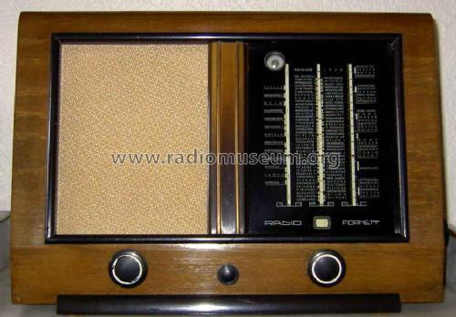 Inconnu - Unknown 4 ; Fornett, Buisson, Le (ID = 529506) Radio