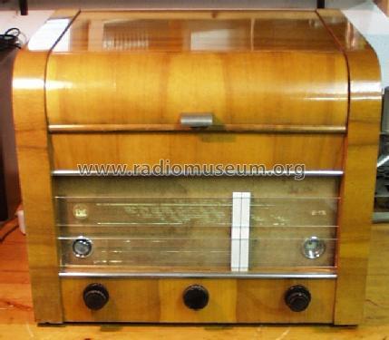 Phonoautomat Heroton PH662W Wechsler Radio FWF, Funktechnisc