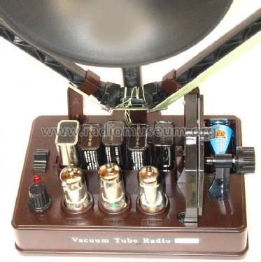 Vacuum Tube Radio Ver 2 Kit Gakken Co  Ltd