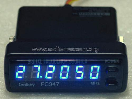 Cb Frequency Counter : Cb frequency counter fc equipment galaxy electronics