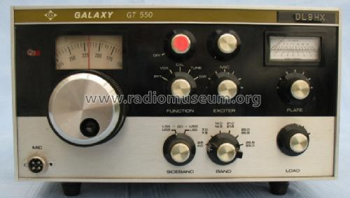 GT-550; Galaxy Electronics, (ID = 416950) Amateur