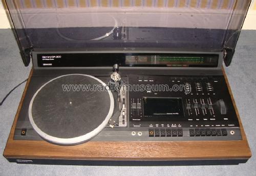 Hifi Music Centre Ga200 Radio Garrard Eng Amp Mfg Co Ltd