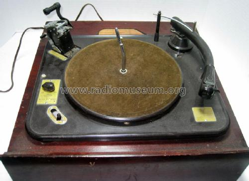 Automatic Record Changer R C  80M R-Player Garrard Eng  & Mf