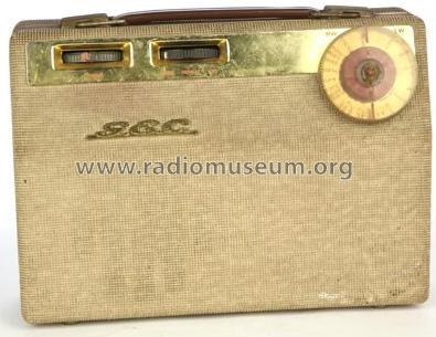 BC1255; GEC, General (ID = 1016000) Radio