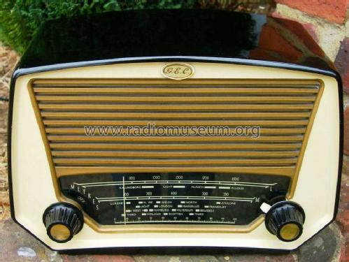 BC6447; GEC, General (ID = 800603) Radio