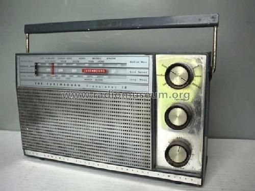 The Luxembourg Transistor 18 G818; GEC, General (ID = 272335) Radio