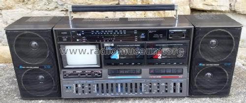 Audio, Video, System Component GCT-500; Geloso SA; Milano (ID = 2527695) TV-Radio