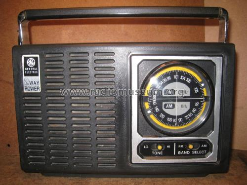 2 Way Power EE7-2855A; General Electric (ID = 2103904) Radio