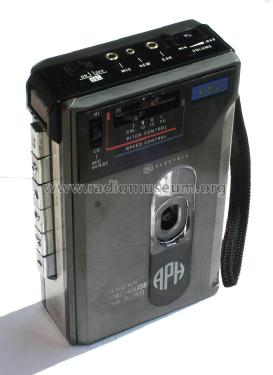 APH Handi-Cassette Recorder/Player 3-5184A; General Electric Co. (ID = 2039842) R-Player