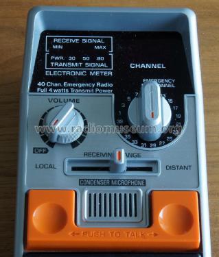 Citizen Band Transceiver 40 Channels Citizen General Electri