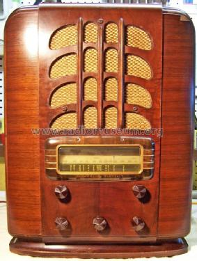 Colorama E-101 ; General Electric Co. (ID = 641443) Radio