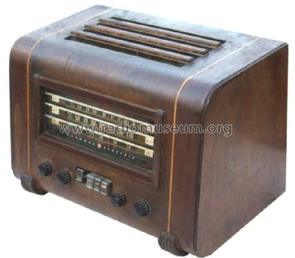 L-740 De Luxe Beam-a-Scope ; General Electric Co. (ID = 831157) Radio