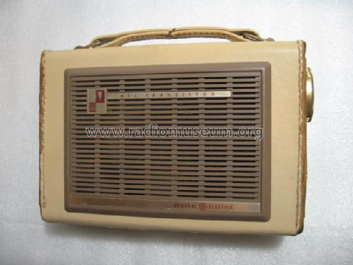 All Transistor P-797A ; General Electric Co. (ID = 1586694) Radio