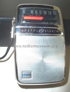 P-2710 Long range; General Electric Co. (ID = 1400761) Radio