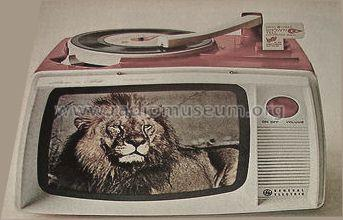 Show'n Tell-Phono Viewer ; General Electric Co. (ID = 542722) R-Player