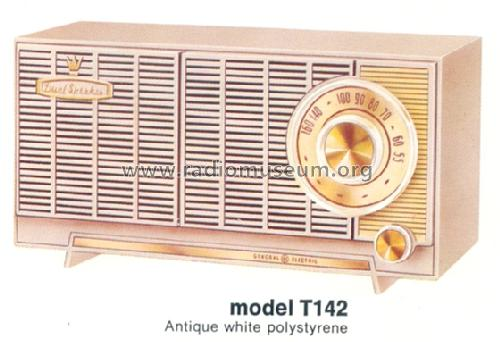 T142 ; General Electric Co. (ID = 232592) Radio