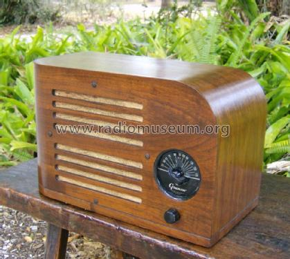 Grunow 564 Ch= 5-R; General Household (ID = 1231588) Radio