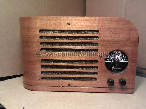 Grunow 566 Ch= 5-S; General Household (ID = 1187684) Radio