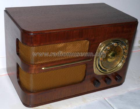 Grunow Teledial 588 Ch= 5-W; General Household (ID = 2135403) Radio