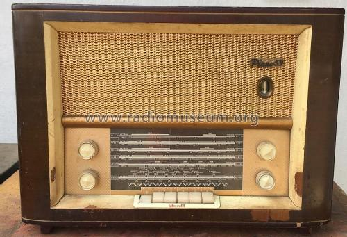 Telecraft Piano 59 ; Unknown Worldwide (ID = 2355087) Radio