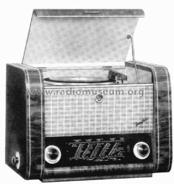 phonola 53w radio gerufon radio walter velten kg radioger t. Black Bedroom Furniture Sets. Home Design Ideas