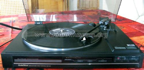 Stereo Turntable GSP-309; Gold Star Co., Ltd., (ID = 2107074) Sonido-V