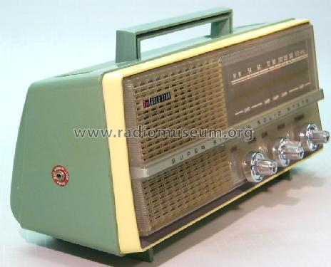 Dryco Deluxe Super Silicon BM709; Gold Star Co., Ltd.; (ID = 622389) Radio