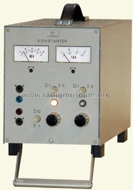 Konstanter 24 K 80 R 1,6; Gossen, P., & Co. KG (ID = 1389793) Equipment