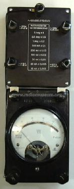 Wewattmeter ; Gossen, P., & Co. KG (ID = 1135183) Equipment