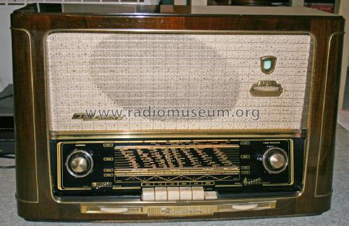 3045w/3d radio grundig radio-vertrieb, rvf, radiowerke, buil, Schematic