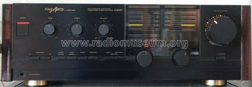 fine arts stereo amplifier a 9000 ampl mixer grundig radio. Black Bedroom Furniture Sets. Home Design Ideas