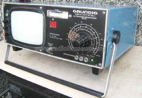 Antennen-Meßempfänger ME40; Grundig Radio- (ID = 1434037) Equipment