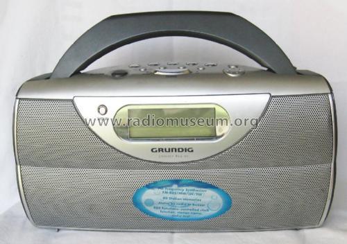Concert Boy 80 RP 6301 RDS Radio Grundig Radio-Vertrieb, RVF