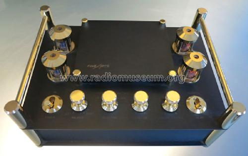 fine arts cd tube pre amplifier g ly 05 ampl mixer grundig r. Black Bedroom Furniture Sets. Home Design Ideas